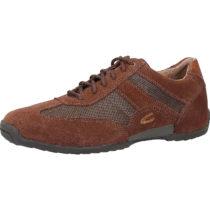 camel active Sneaker Sneakers Low dunkelbraun Herren Gr. 40,5