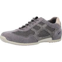 camel active Sneaker Sneakers Low dunkelgrau Herren Gr. 40,5
