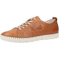 camel active Sneaker Sneakers Low hellbraun Herren Gr. 40,5