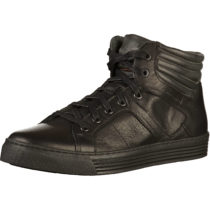 camel active Sneakers High schwarz/grau Herren Gr. 41