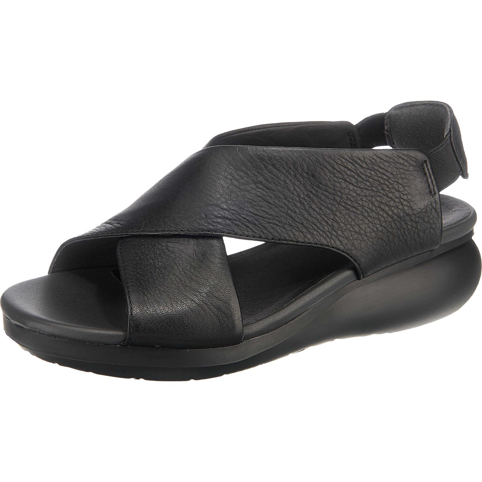 CAMPER Klassische Sandalen schwarz Damen Gr. 38