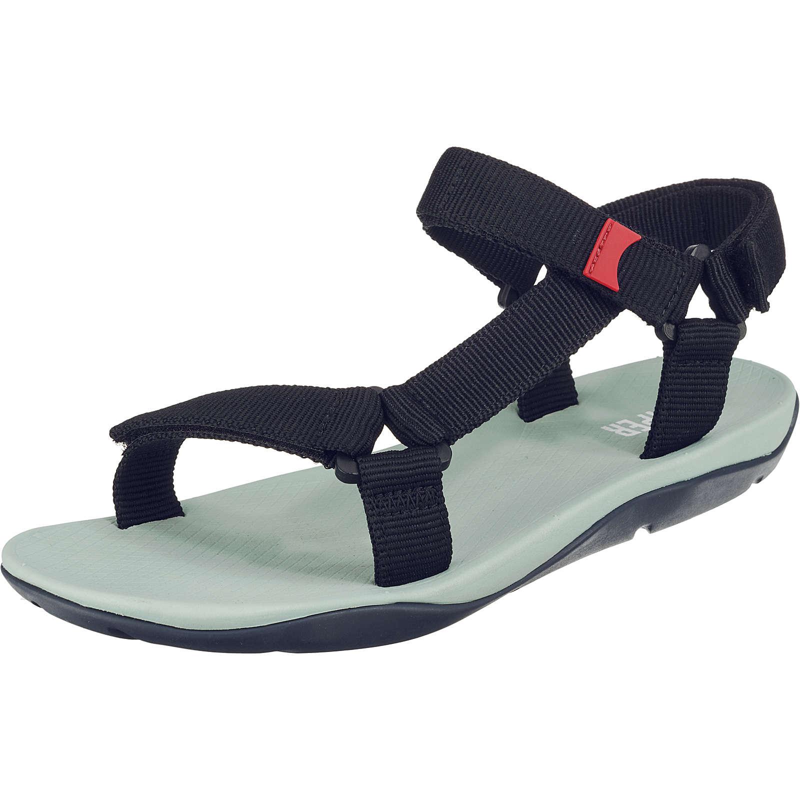 CAMPER Klassische Sandalen schwarz-kombi Damen Gr. 37