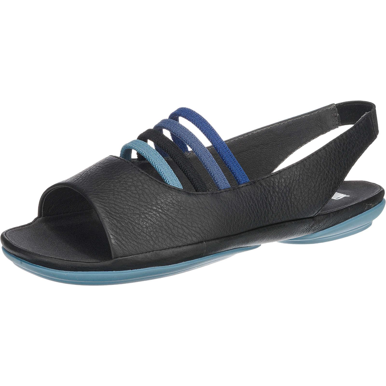 CAMPER Twins Sandaletten schwarz Damen Gr. 39
