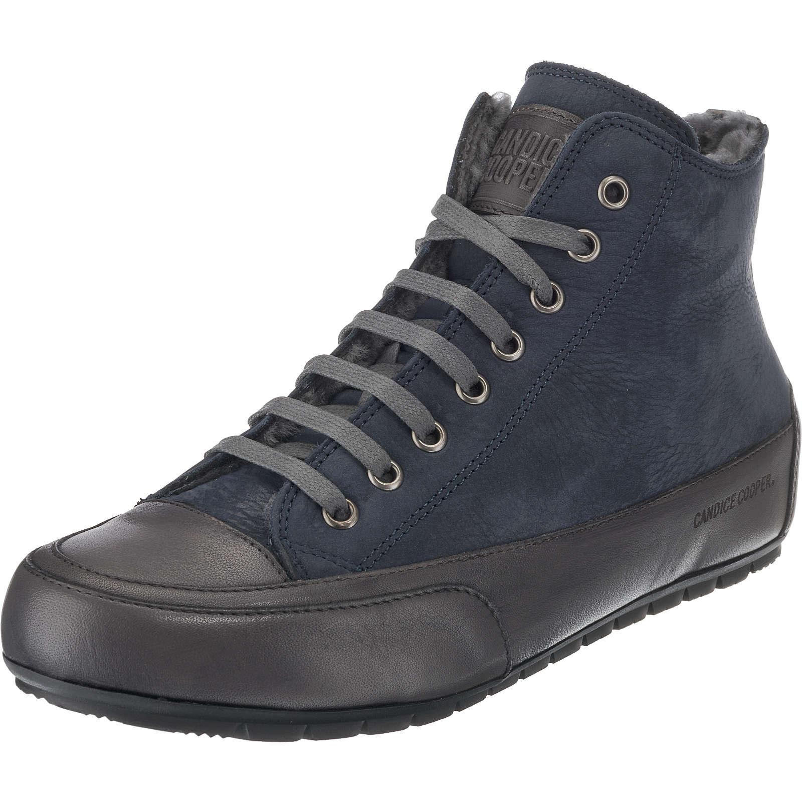 Candice Cooper Sneakers High blau Damen Gr. 42