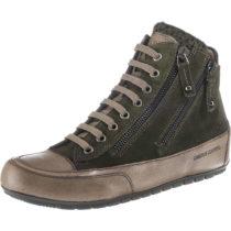 Candice Cooper Sneakers High grün Damen Gr. 37