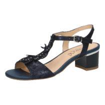 CAPRICE Klassische Sandaletten dunkelblau Damen Gr. 37,5