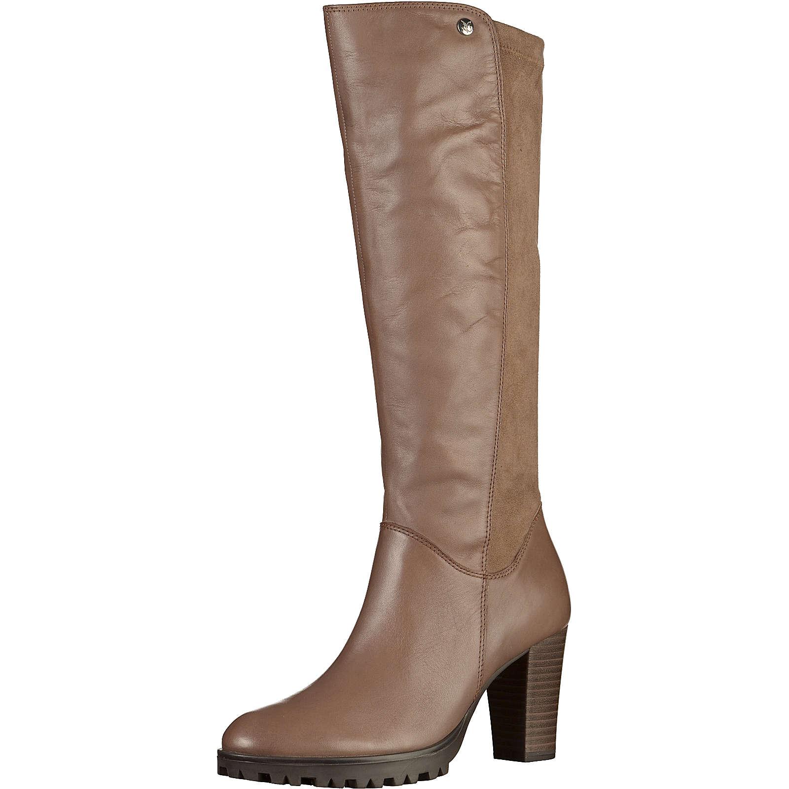 CAPRICE Klassische Stiefel grau Damen Gr. 40