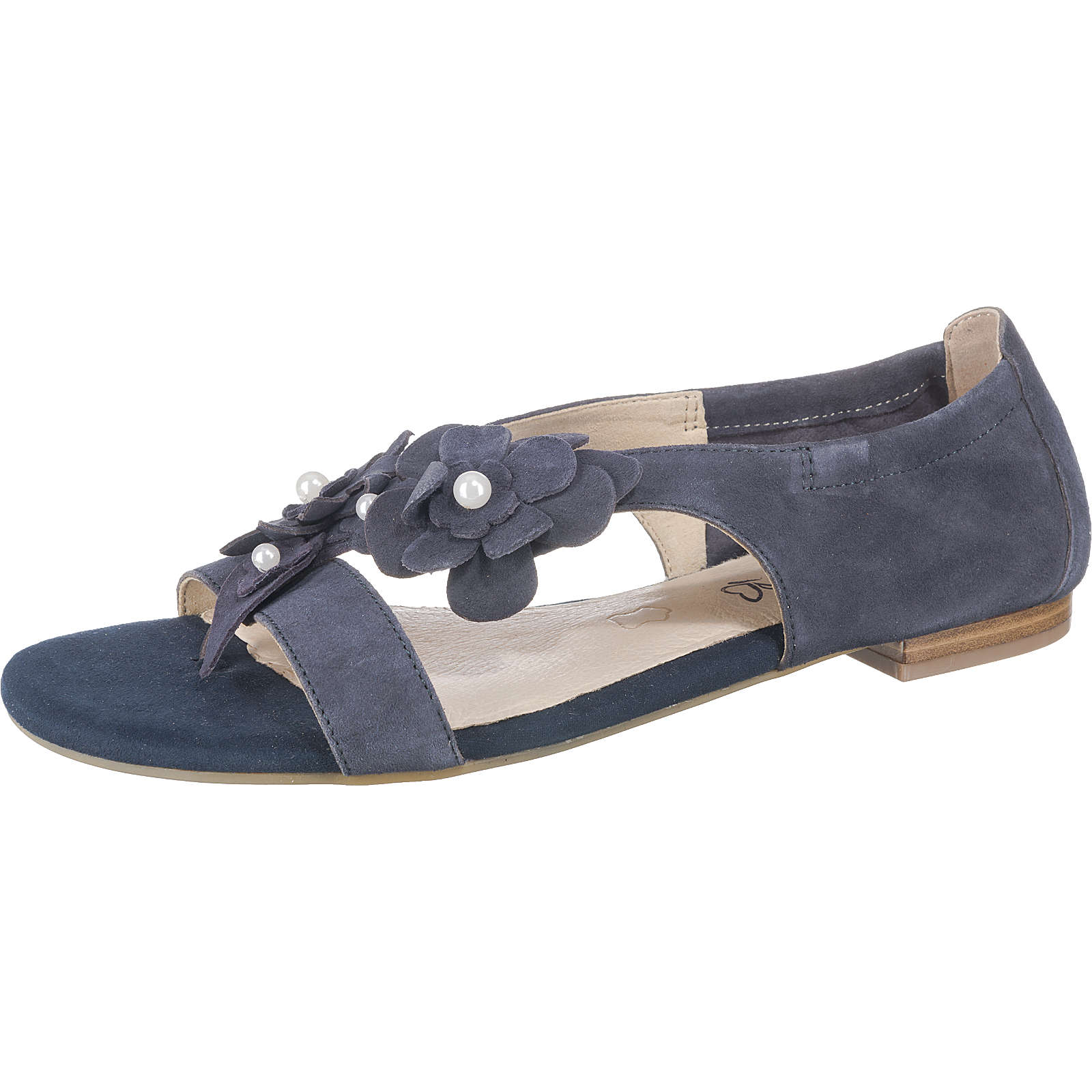 CAPRICE Komfort-Sandalen blau Damen Gr. 36