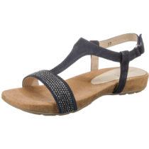 CAPRICE Komfort-Sandalen blau Damen Gr. 39