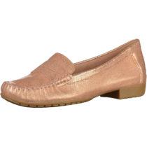 CAPRICE Loafers rosa Damen Gr. 40