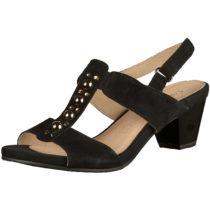 CAPRICE Sandalen Klassische Sandaletten schwarz Damen Gr. 36