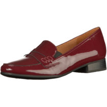 CAPRICE Slipper bordeaux Damen Gr. 38