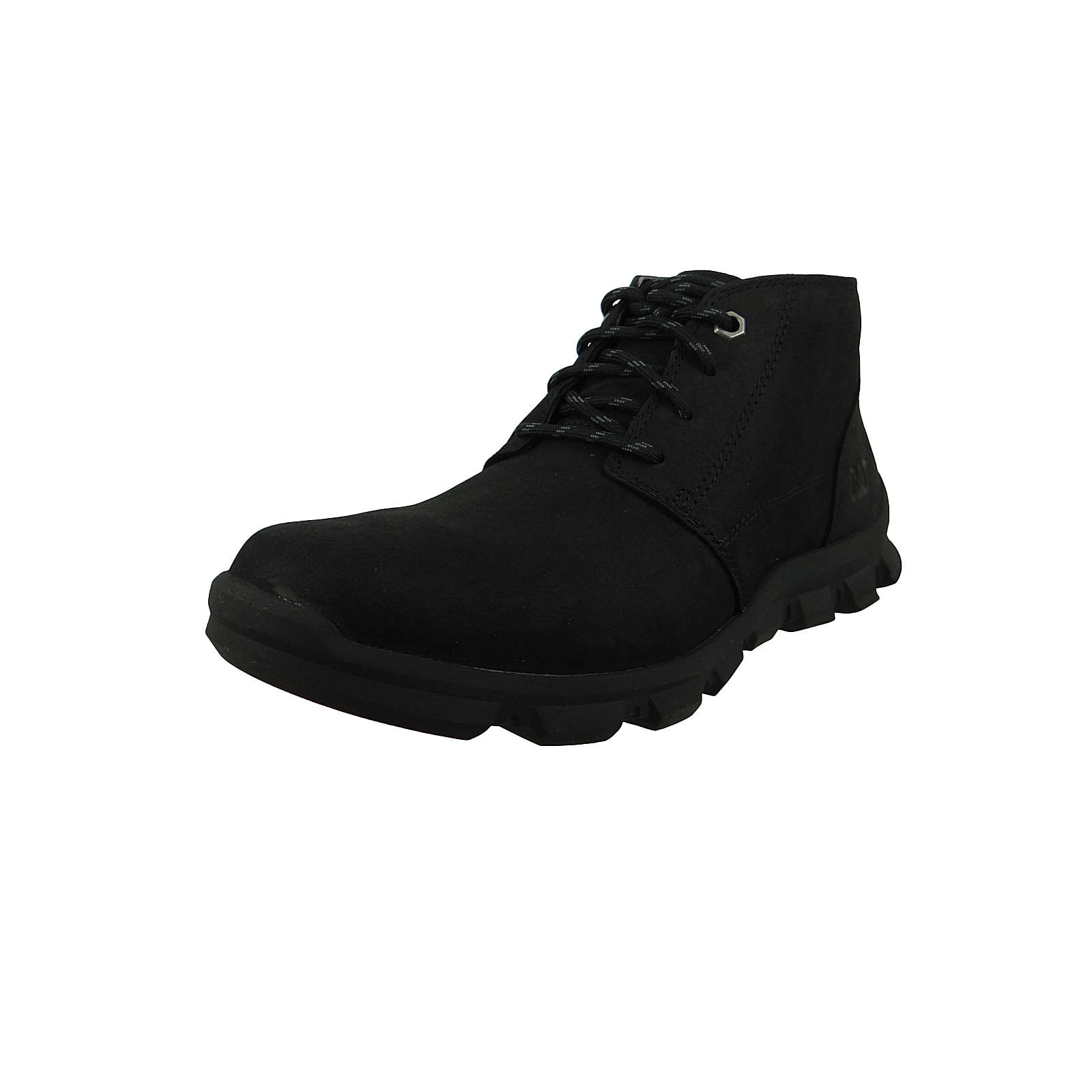 CATERPILLAR Schuhe Prepense Schnürschuhe Black Schwarz P723243 Schnürstiefeletten schwarz Herren Gr. 41