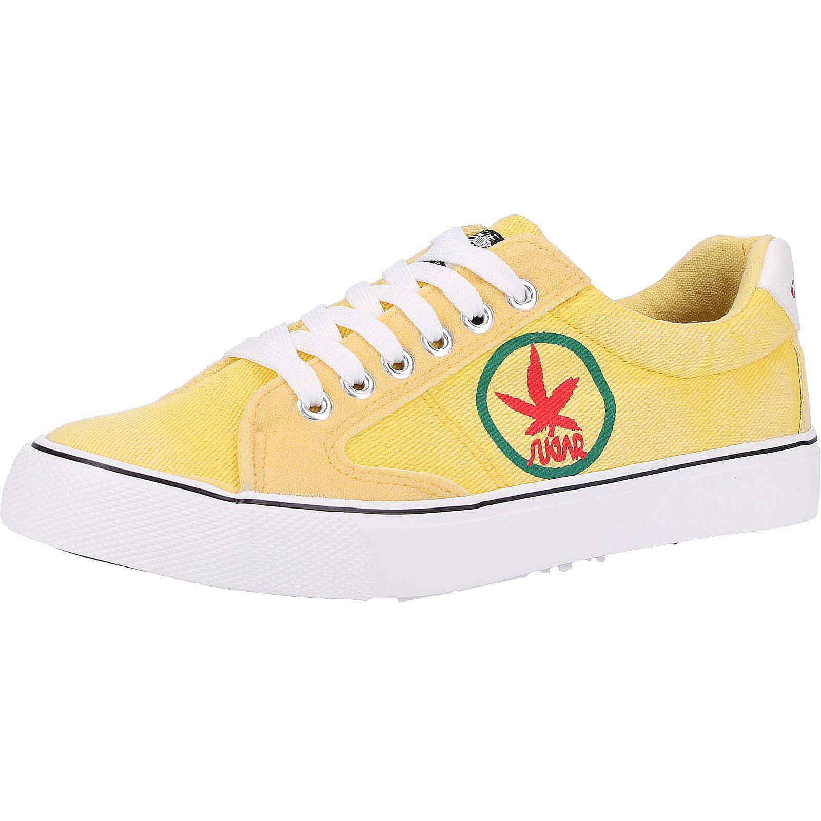 CHIEMSEE Sneaker Sneakers Low gelb Damen Gr. 36