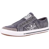 CHIEMSEE Sneaker Sneakers Low grau Herren Gr. 41