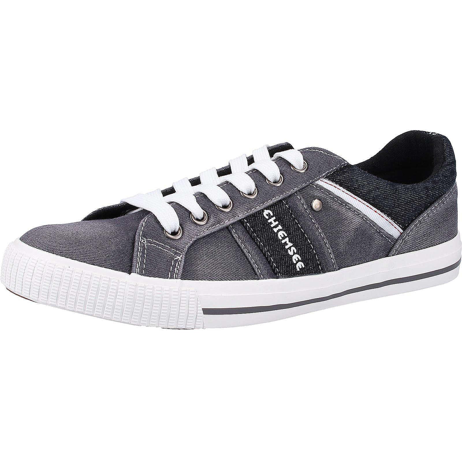 CHIEMSEE Sneaker Sneakers Low grau-kombi Herren Gr. 41