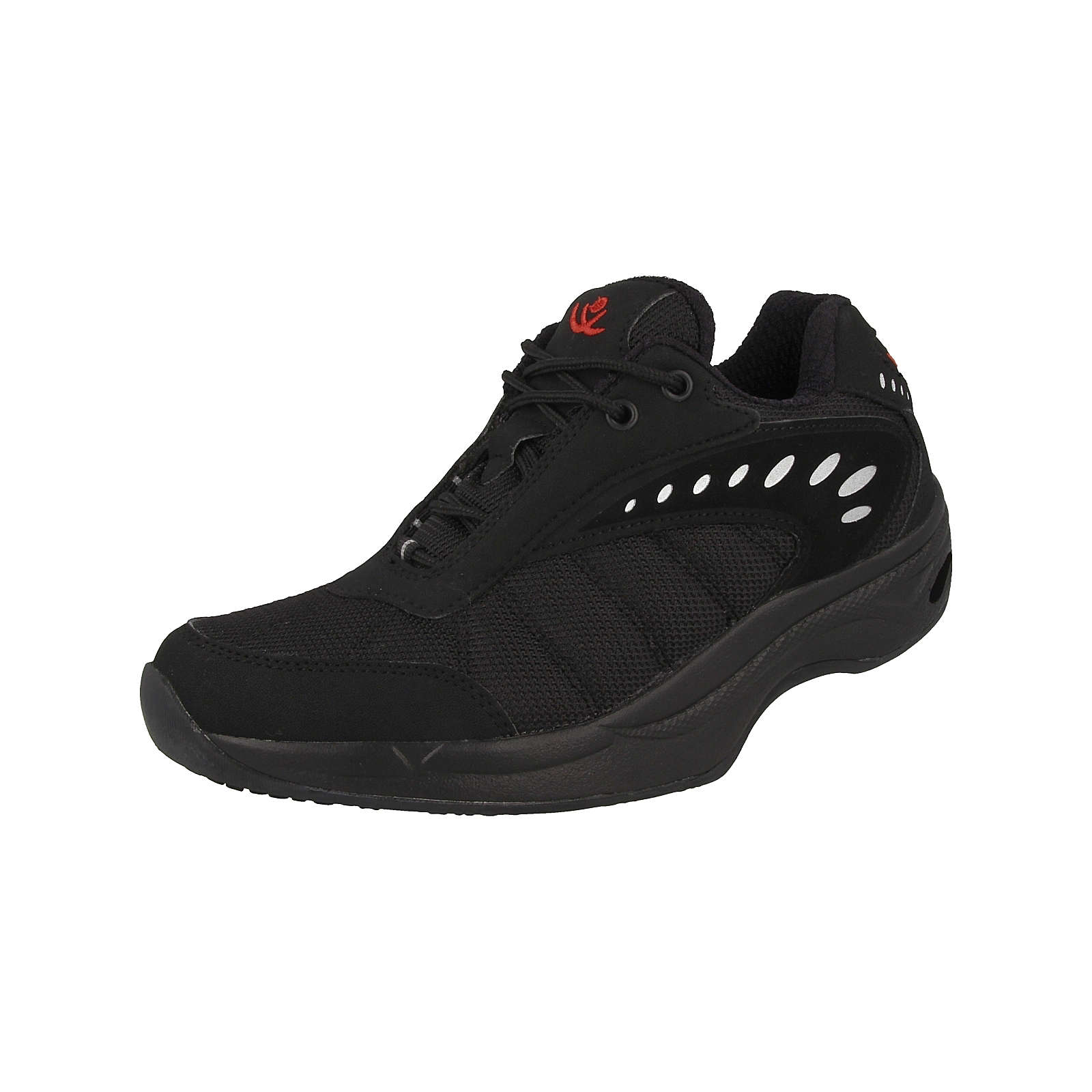chung shi AuBioRiG Balance Step Sport Komfort-Halbschuhe schwarz Damen Gr. 36