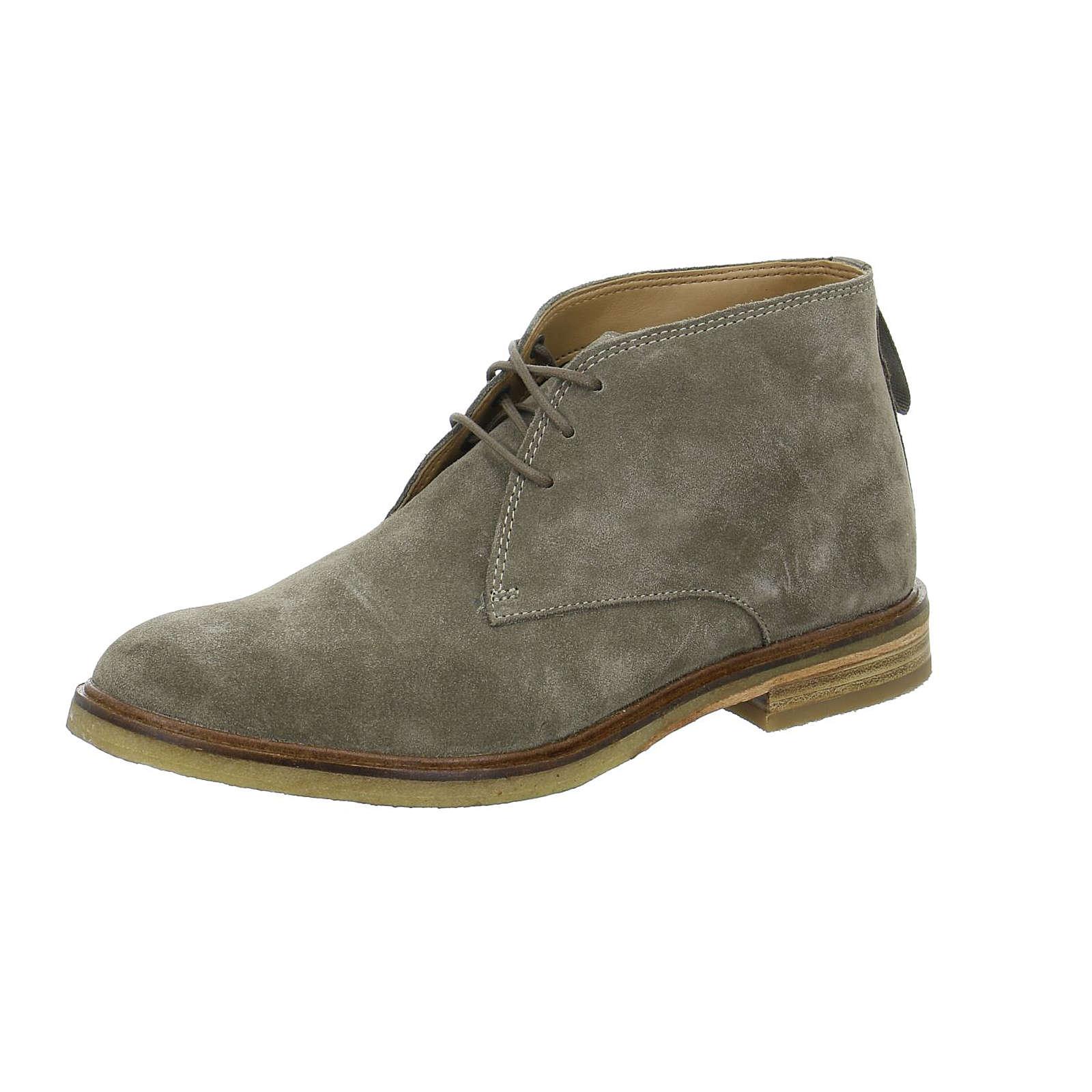 Clarks Desert Boots beige Herren Gr. 42,5