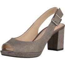 Clarks Sandaletten grau Damen Gr. 41