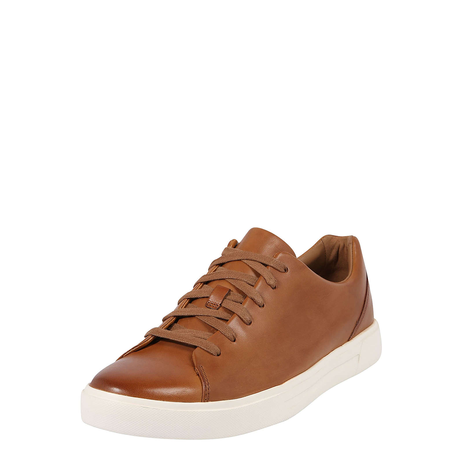 CLARKS Sneaker low Un Costa Lace Sneakers Low cognac Herren Gr. 44