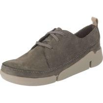 Clarks Tri Clara Sneakers Low khaki Damen Gr. 36