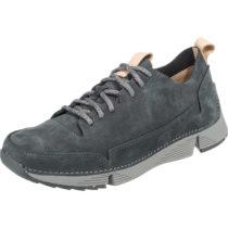 Clarks Tri Spark Sneakers Low dunkelgrau Herren Gr. 41
