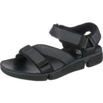 Clarks TriCove Sun Klassische Sandalen schwarz Herren Gr. 43
