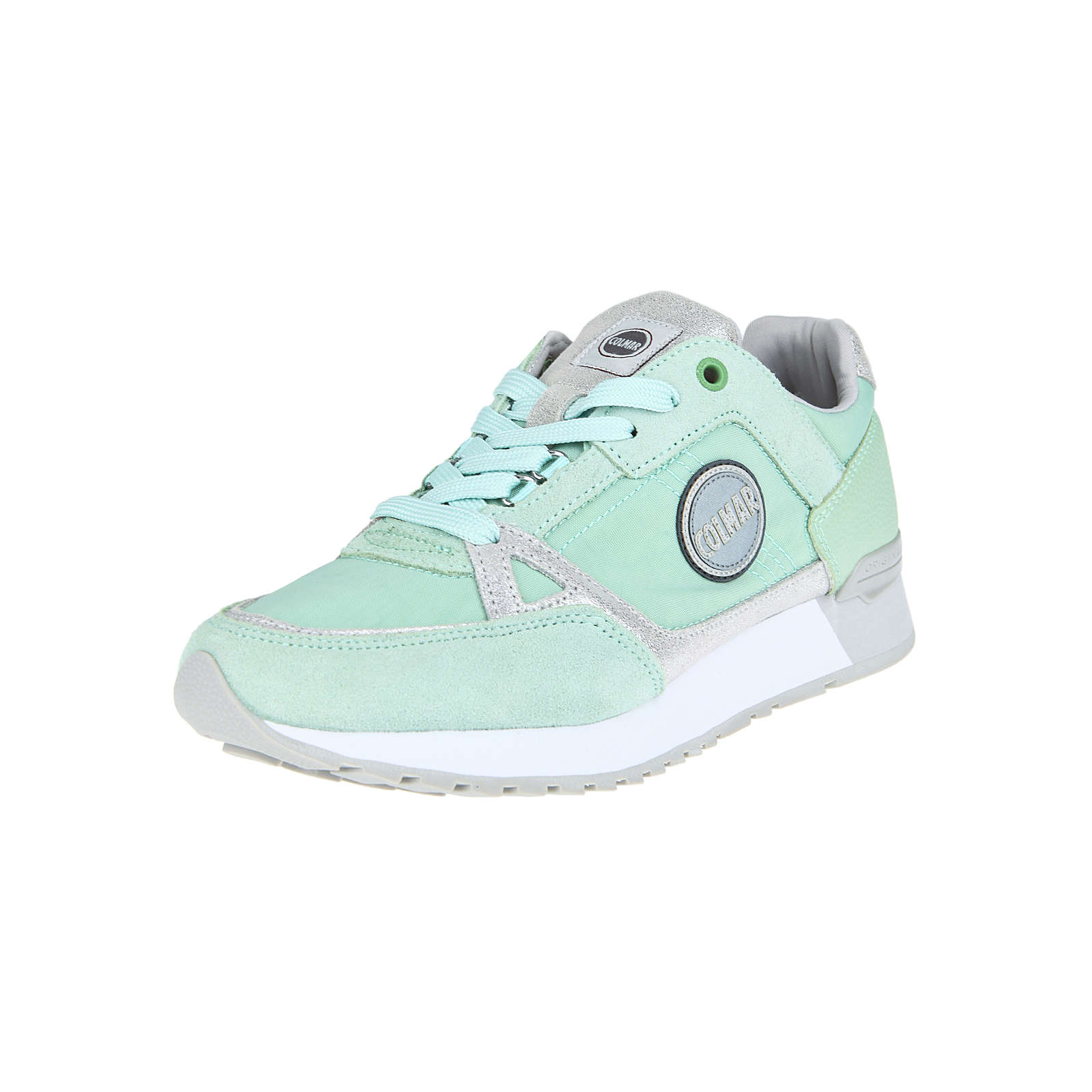 COLMAR Sneaker TRAVIS SUPREME COLORS Sneakers Low mint Damen Gr. 37