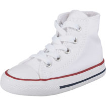 CONVERSE Baby Sneakers High INF C/T ALL STAR HI OPTWH weiß Gr. 22