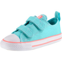 CONVERSE Baby Sneakers Low Chuck Taylor All Star türkis Junge Gr. 26