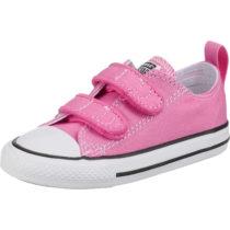 CONVERSE Baby Sneakers Low CT 2V OX PINK für Mädchen pink Mädchen Gr. 26