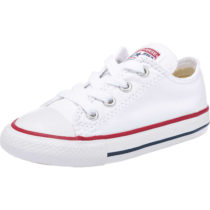 CONVERSE Baby Sneakers Low C/T A/S OX OPTICAL WHITE weiß Gr. 25