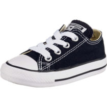 CONVERSE Baby Sneakers Low INF C/T A/S OX BLACK schwarz Gr. 21
