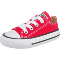 CONVERSE Baby Sneakers LowINF C/T A/S OX RED rot Gr. 22