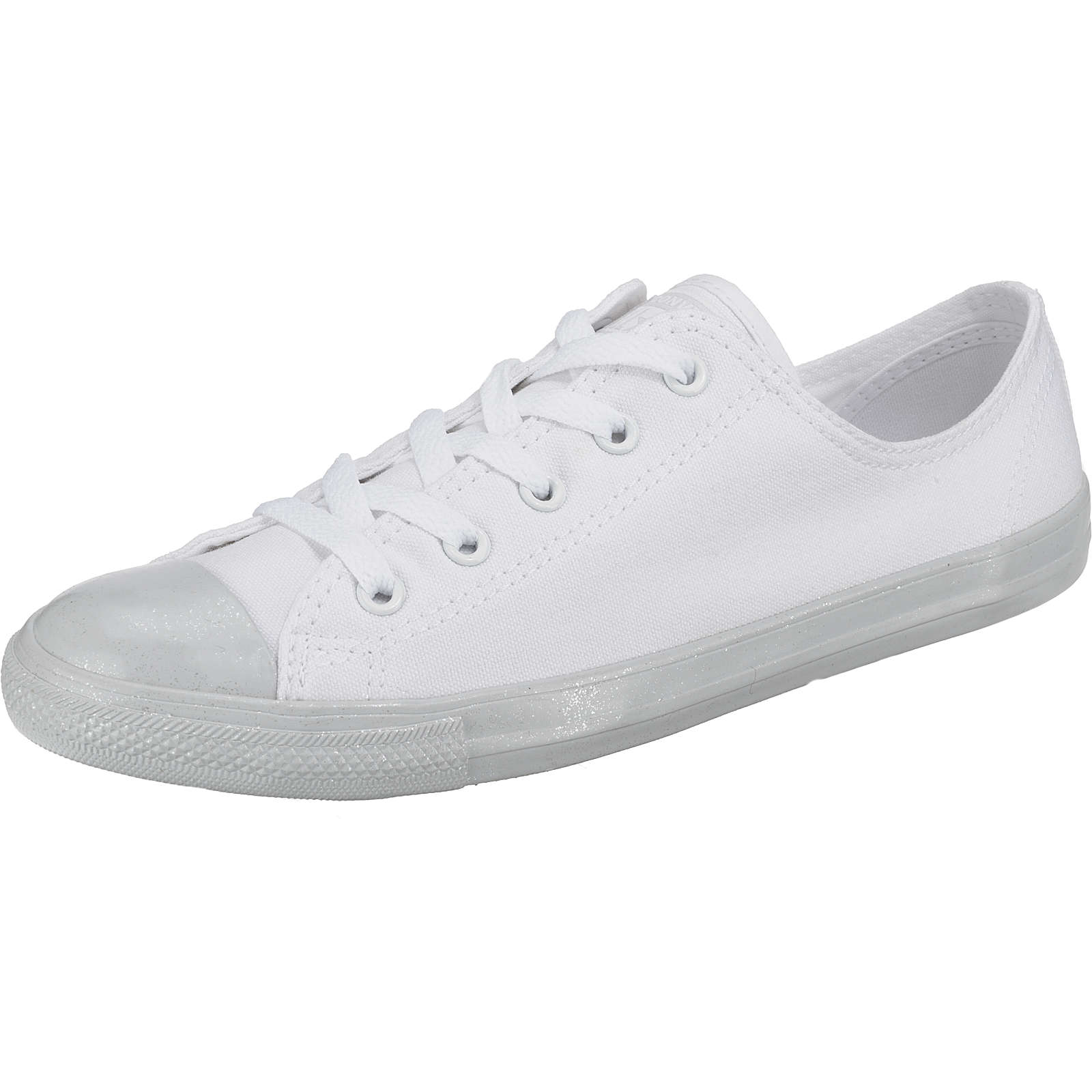 CONVERSE Chuck Taylor All Star Dainty Ox Sneakers Low weiß Damen Gr. 36