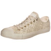 Converse Chuck Taylor All Star Denim Woven OX Sneaker beige Gr. 44