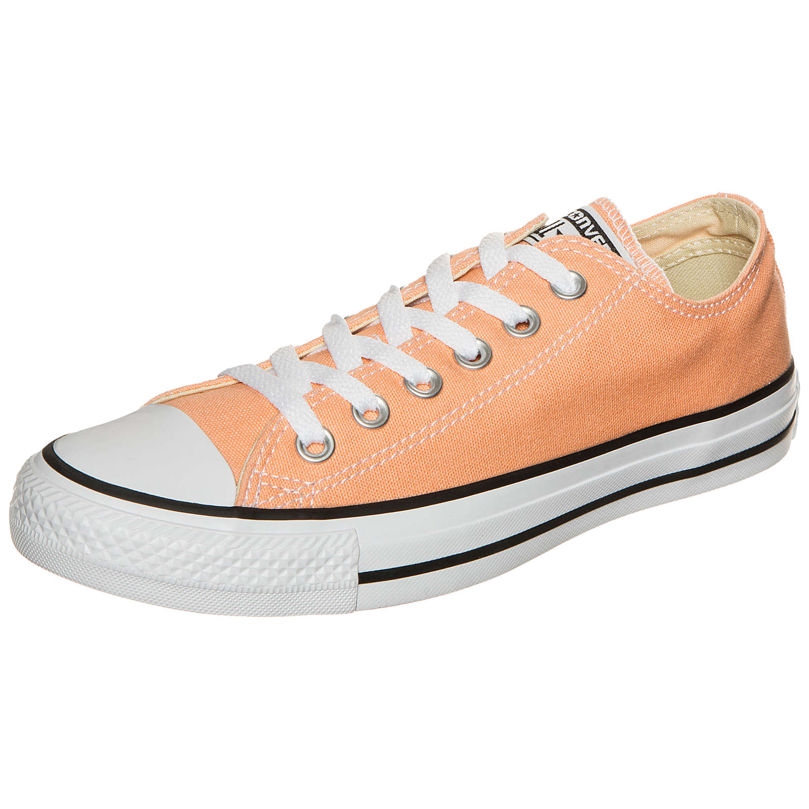 Converse Chuck Taylor All Star Fresh Colors OX Sneaker orange Damen Gr. 36,5
