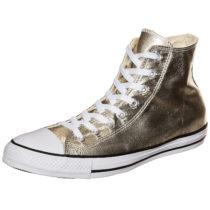 Converse Chuck Taylor All Star High Sneaker gold Gr. 41,5