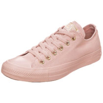 CONVERSE Chuck Taylor All Star Mono Glam OX Sneakers Low rosa Damen Gr. 36,5
