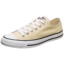 CONVERSE Chuck Taylor All Star OX Sneaker gelb/weiß Gr. 36,5