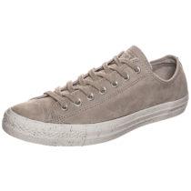 CONVERSE Chuck Taylor All Star OX Sneakers Low grau/braun Herren Gr. 44