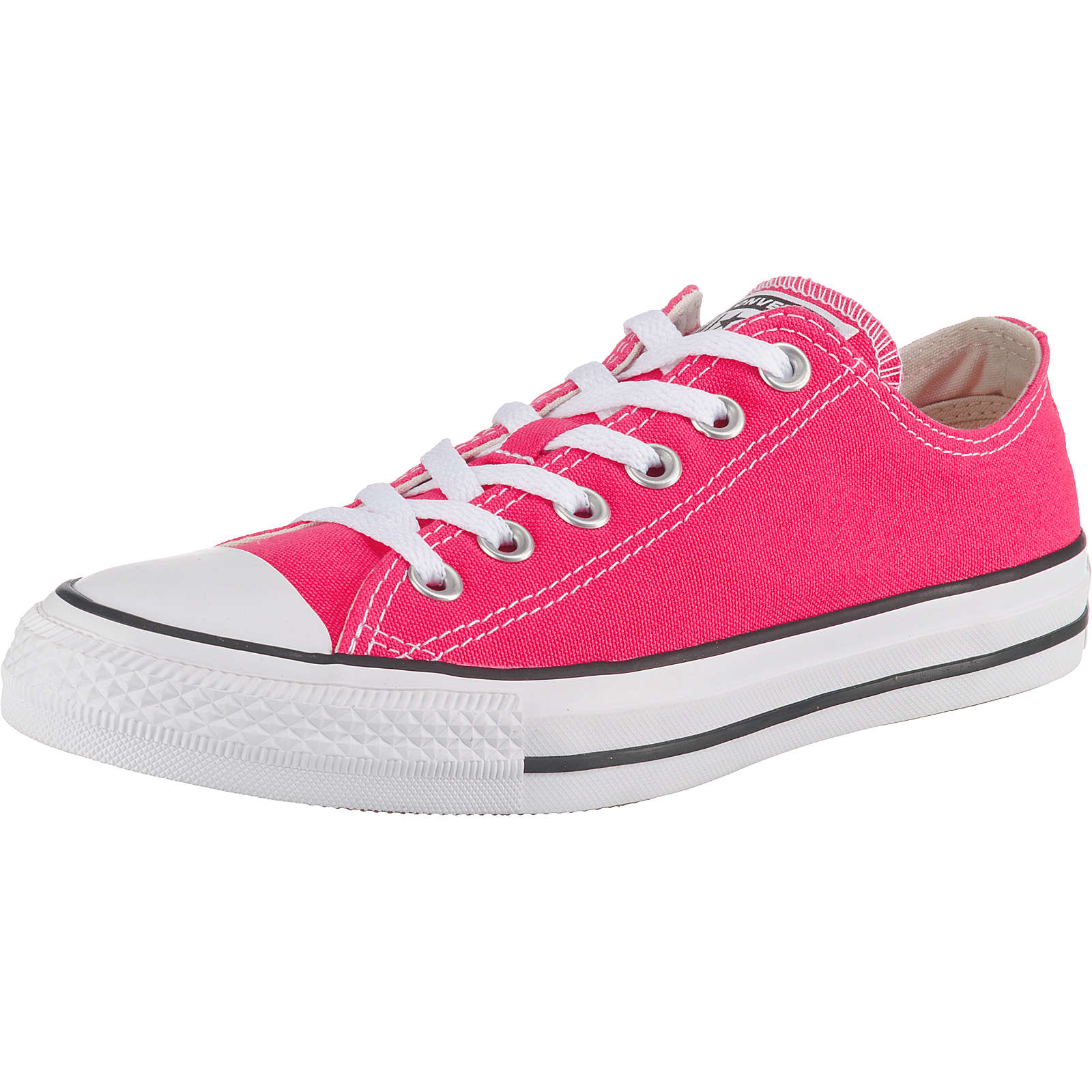 CONVERSE Chuck Taylor All Star Ox Sneakers Low rot Damen Gr. 37