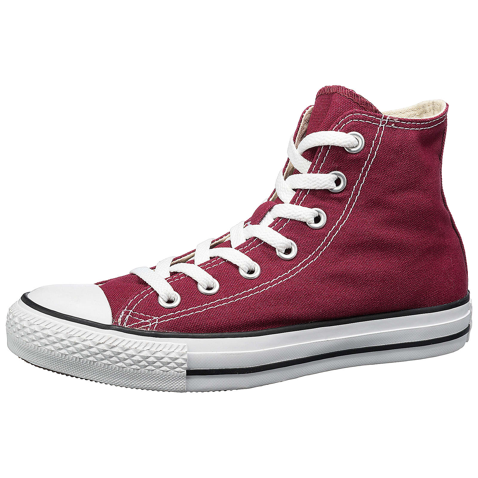 CONVERSE All Star Sneakers High dunkelrot Gr. 40