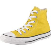 CONVERSE Chuck Taylor All Star Sneakers High gelb Damen Gr. 43