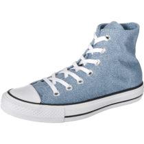 CONVERSE Chuck Taylor All Star Sneakers High hellblau Damen Gr. 38
