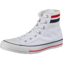 CONVERSE Chuck Taylor All Star Sneakers High weiß-kombi Damen Gr. 39,5