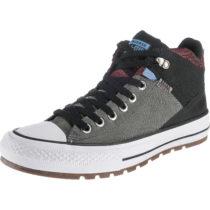 CONVERSE Chuck Taylor All Star Street Boot Sneakers High schwarz-kombi Herren Gr. 44