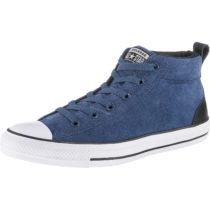 CONVERSE Chuck Taylor All Star Street Sneakers High blau Herren Gr. 43