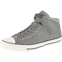CONVERSE Chuck Taylor All Star Street Sneakers High grau Herren Gr. 39