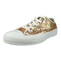 CONVERSE Chucks Gold 562446C Chuck Taylor All Star OX Gold Light Gold White Sneakers Low gold Damen Gr. 40